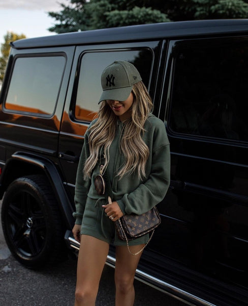 New era cap, caps, hat, hats, green, outfit, outfits,