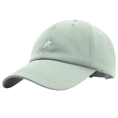 SLECKTON Cotton Embroidered Baseball Cap for Men Outdoor Sports Visors Peaked Caps Women Casual Snapback Hats Unisex Summer Hat