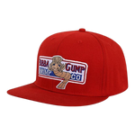 Takerlama 1994 Bubba Gump Shrimp CO. Baseball Hat Forrest Gump Costume Cosplay Embroidered Snapback Cap Men&Women Summer Cap - Cap On Way