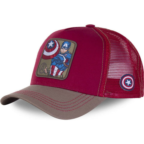Captain America - MARVEL CAPS 🧢