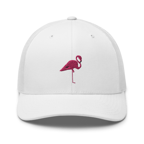 Flamingo Cap 🧢 - Cap On Way