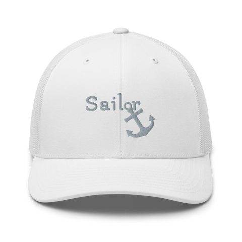 Sailor Cap ⚓️ - Cap On Way