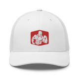 """Strong Man"" Cap - Cap On Way"
