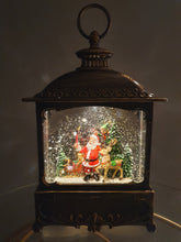 Load image into Gallery viewer, Led Musical Christmas Scene wdl19832a