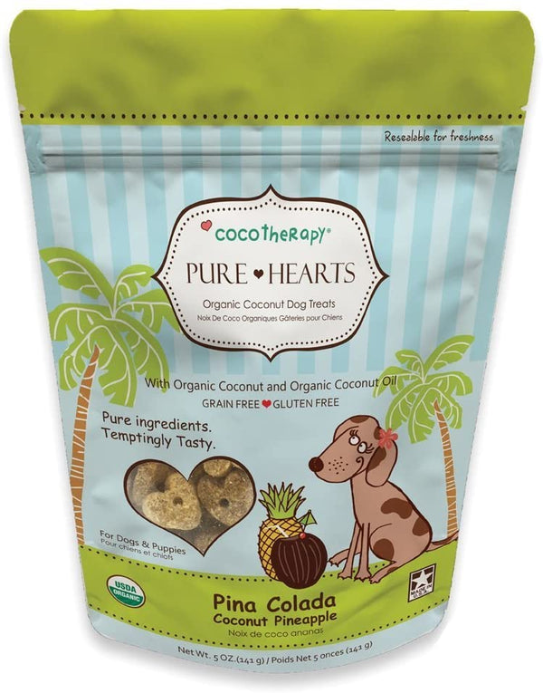 Pure Hearts Coconut Cookies