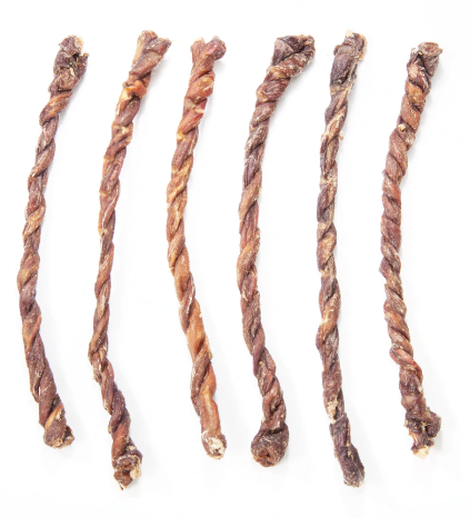 Lamb Weasand Twists - 3 Pack