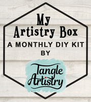 My Artistry Box - A monthly DIY Kit!