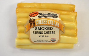 Smoked String Cheese Specialty | StoneRidge Meats & Cheeses