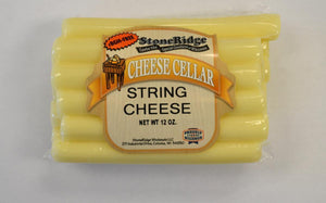 String Cheese | StoneRidge Meats & Cheeses