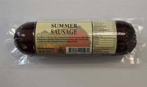 Original Summer Sausage | StoneRidge Meats & Cheeses