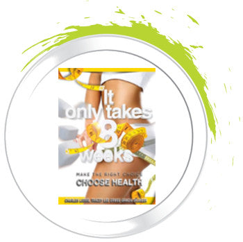 It only takes 8 weeks - ebook