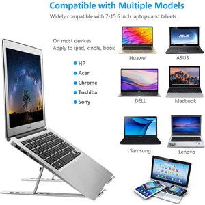 X-Style Laptop Stand - Premium, Adjustable, Portable