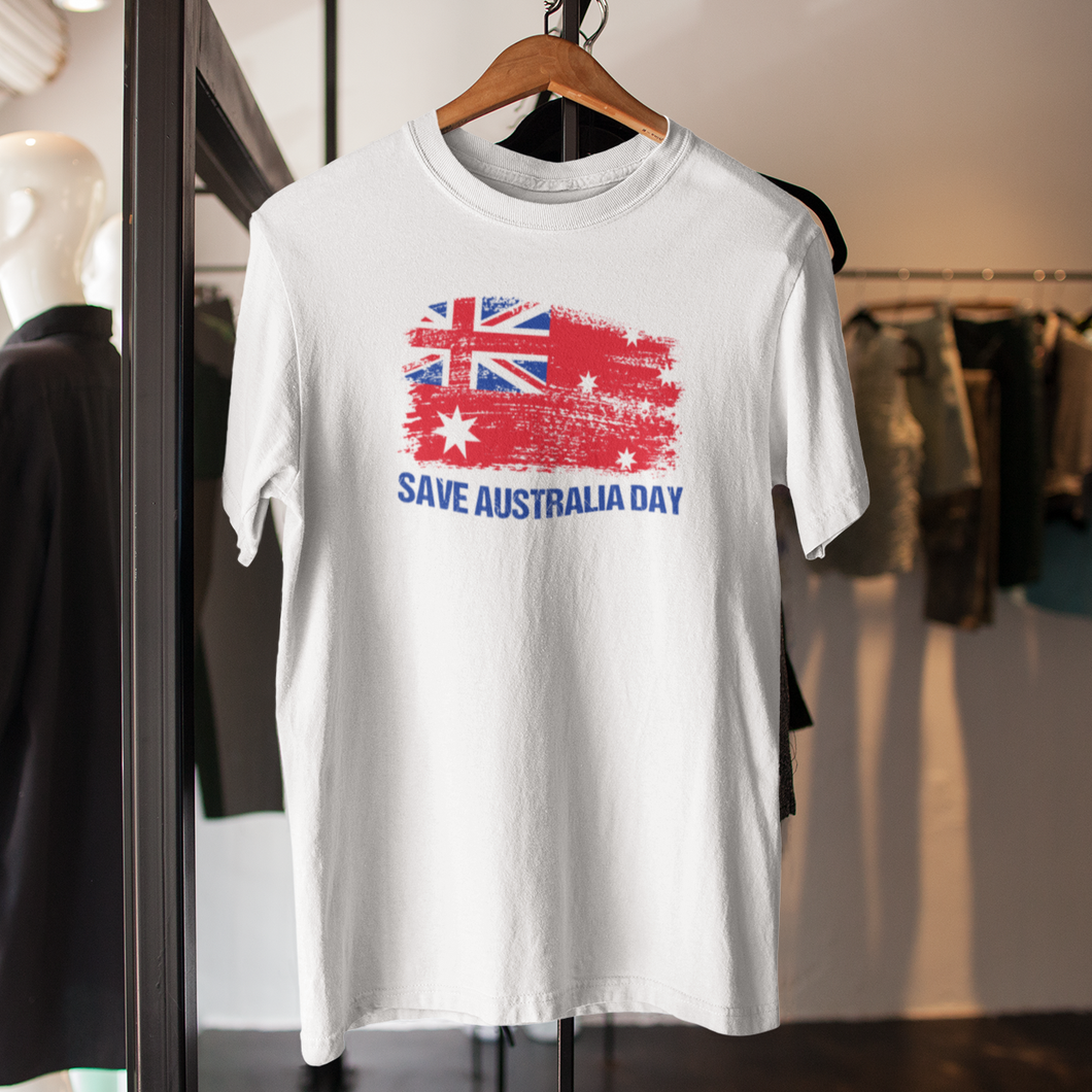 Free Shipping - Save Australia Day 11 - Unisex T-Shirt