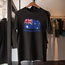 Load image into Gallery viewer, Free Shipping - Save Australia Day 5 - Unisex T-Shirt