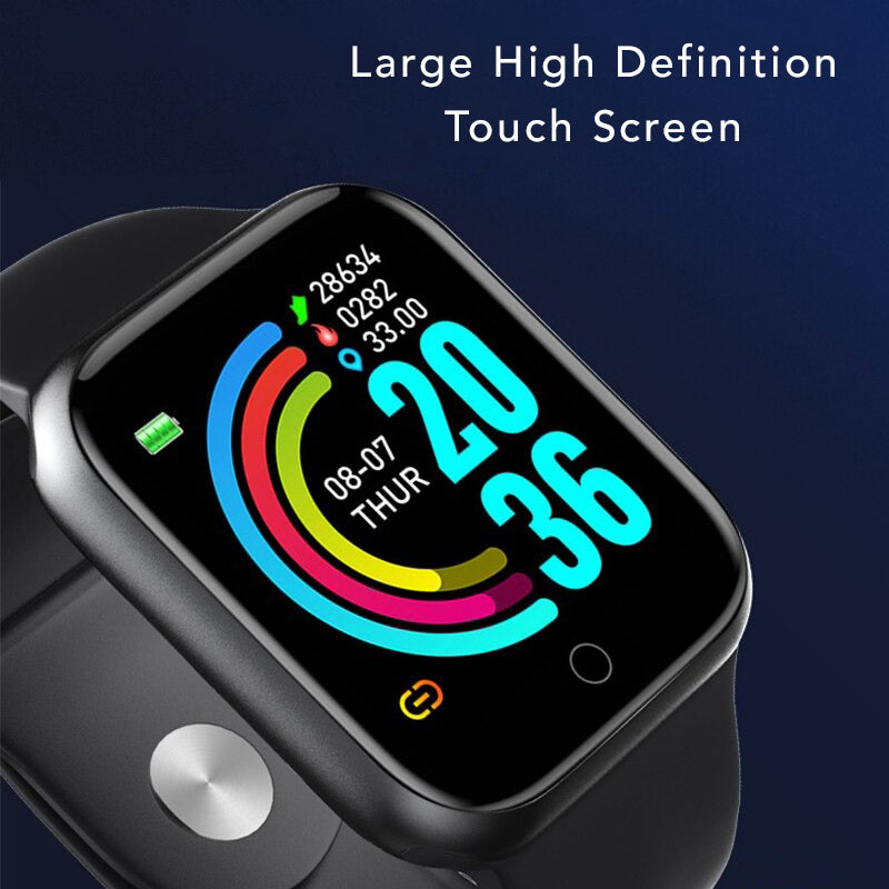 Large High Definition Touch Screen