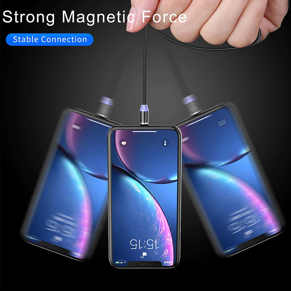 Strong Design Quick Release Magnetic Charging Cable