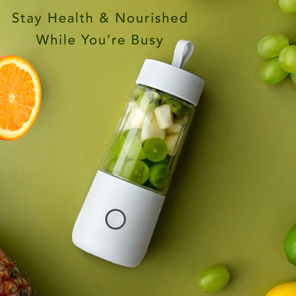 Rio Portable Fruit Juicer Smoothie Maker Healthy Nourished While Busy