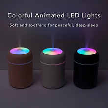 Load image into Gallery viewer, Colorful Ultrasonic Air Humidifier