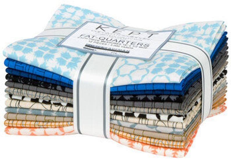 PRE-ORDER, Kept Collection Fat Quarter Bundle
