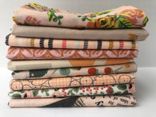 Load image into Gallery viewer, Peach Fat Quarter Precut Bundle