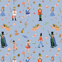 Load image into Gallery viewer, PRE-ORDER, Holiday Classics - Land of Sweets in Powder Blue Metallic