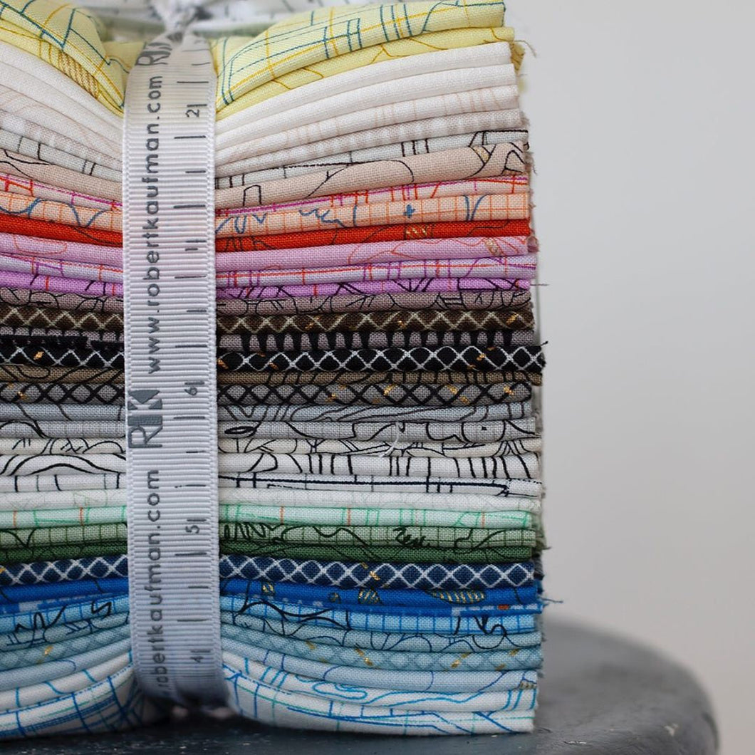 CF Collection by Carolyn Friedlander, Fat Quarter Bundle