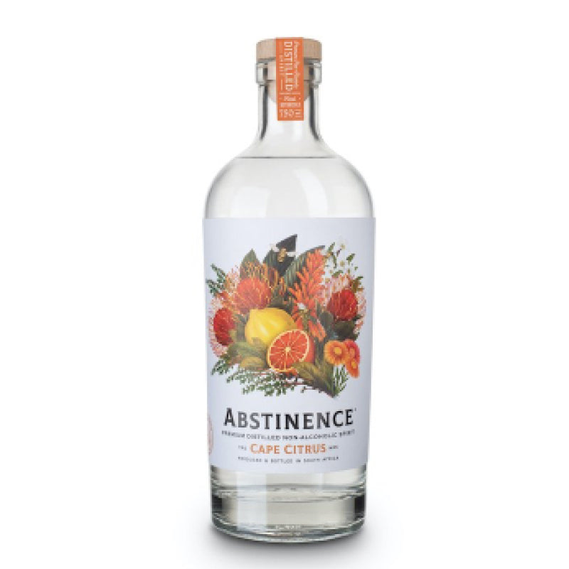 Abstinence Cape Citrus Alkoholfrei 750 ml