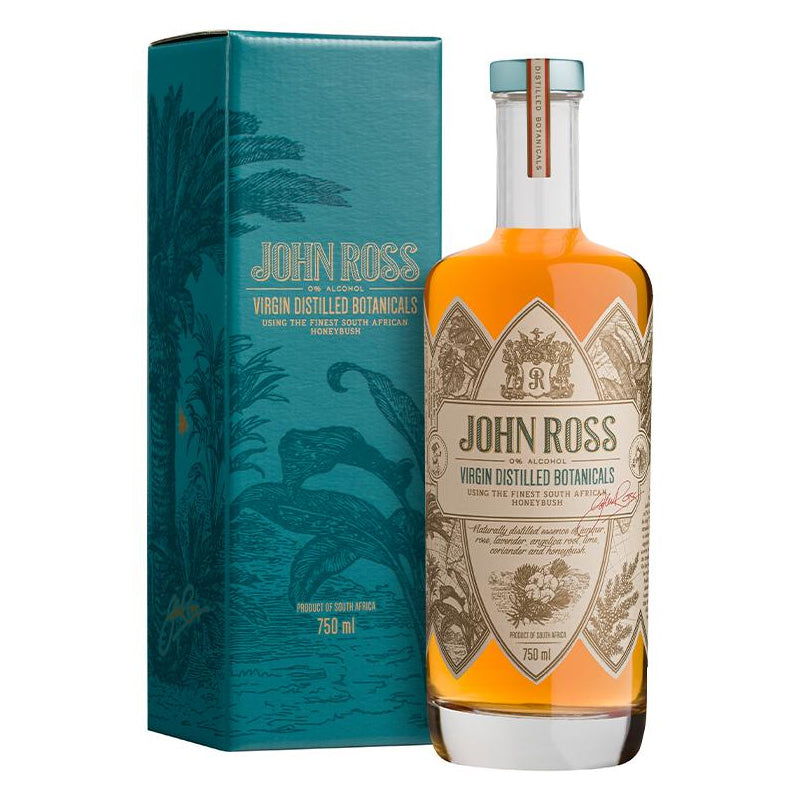 John Ross Honeybush Virgin Destilled Alkoholfrei 750 ml