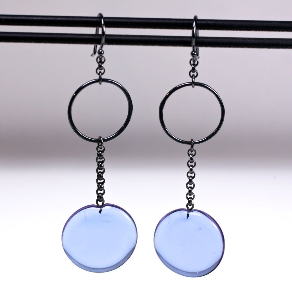 Plato Earrings: Clara