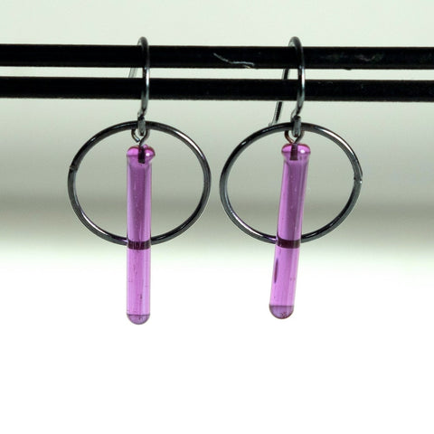 Mini Pendulum Earrings