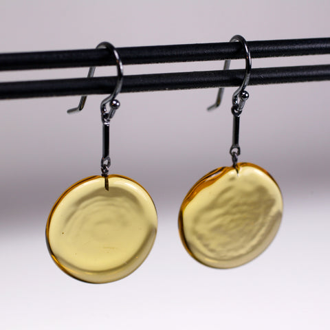 Plato Earrings: Dawn