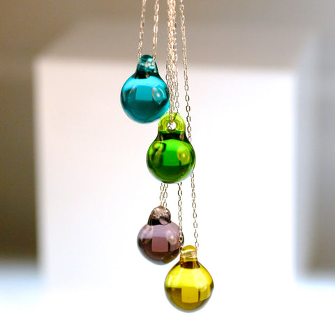 Simple Globe Necklace