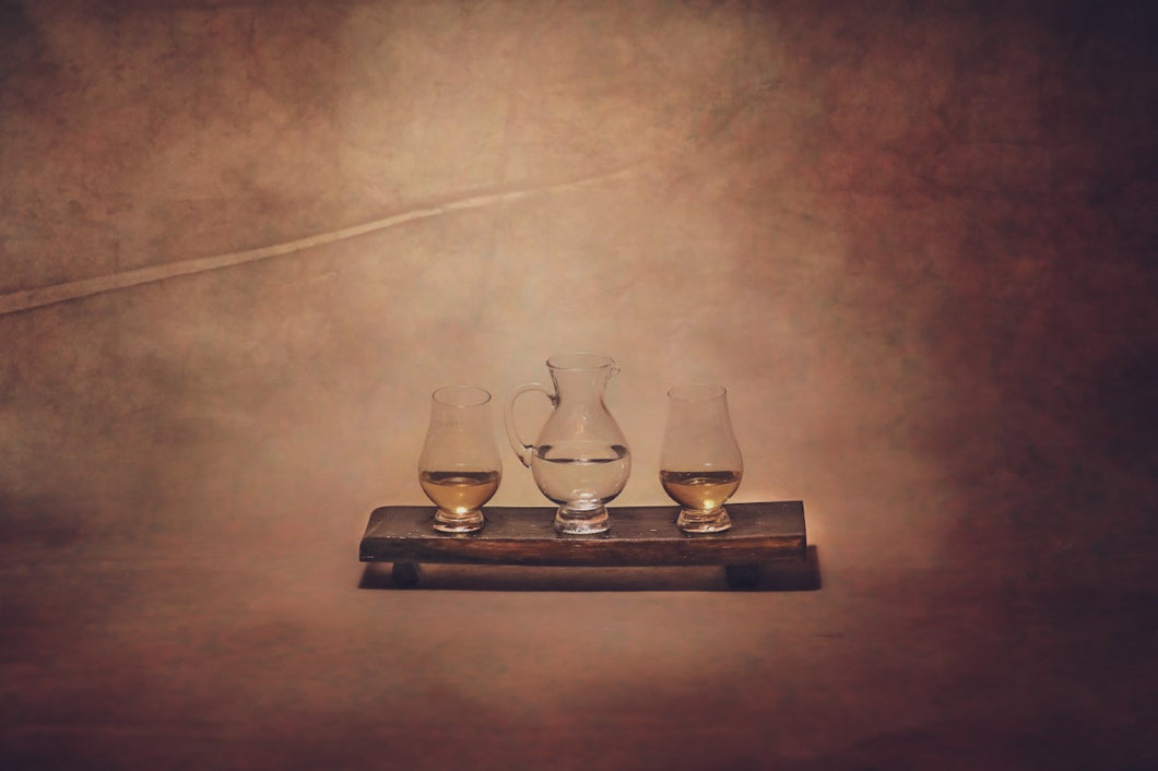 3-Glass Whisky Flight