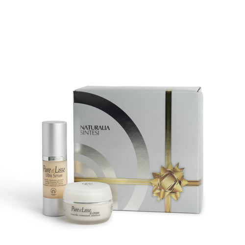 Pure et Lisse Prestige Set - Cream & Serum - Naturalia Sintesi UK