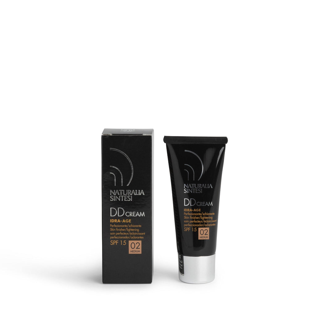 DD Idra Age Medium - Perfecting Anti-Ageing Tinted Moisturiser - Naturalia Sintesi UK