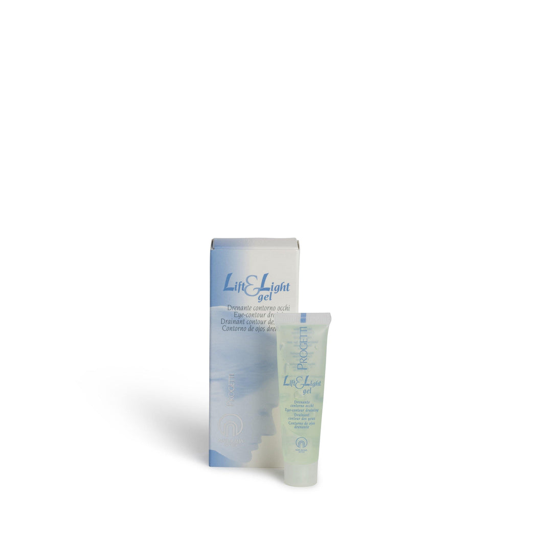 Lift & Light Drenante - Eye Contour Draining Gel - Naturalia Sintesi UK