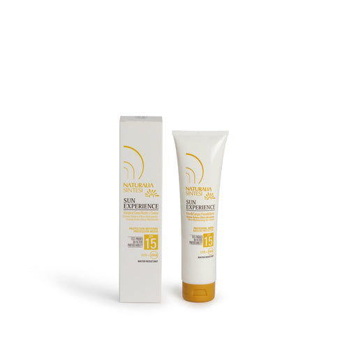 Sun Experience SPF 15 - Ultra Moisturising Sunscreen - Naturalia Sintesi UK