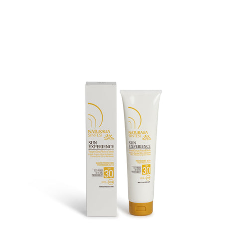 Sun Experience SPF 30 - Ultra Moisturising Sunscreen - Naturalia Sintesi UK