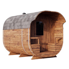 Load image into Gallery viewer, Outdoor Barrel Sauna 240 S Kit