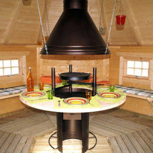 Load image into Gallery viewer, Two Harbors BBQ Hut 123 Sq.Ft