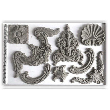 IRON ORCHID DESIGN CLASSIC ELEMENTS MOULD