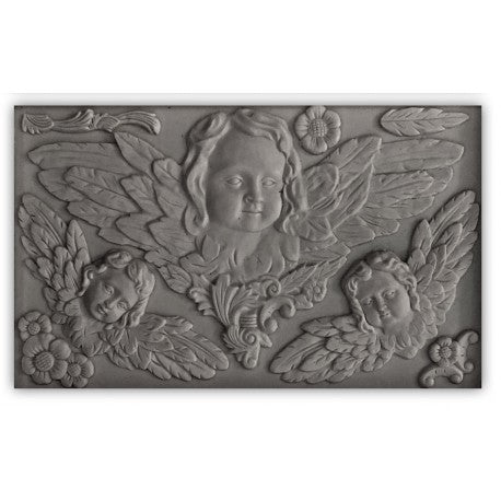 IRON ORCHID DESIGN CLASSIC CHERUBS MOULD