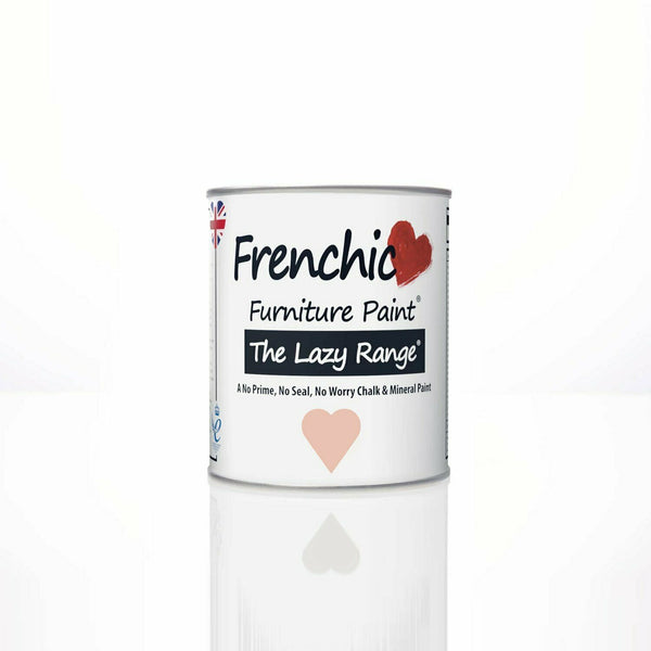 FRENCHIC PAINT...LAZY RANGE..NOUGAT