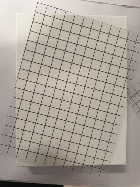 IRON ORCHID DESIGN FLEXI GRID STAMPER