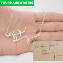 Load image into Gallery viewer, Love Note - One Of One Jewellery
