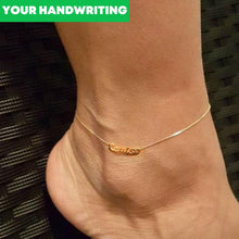 Load image into Gallery viewer, Prinka Anklet - One Of One Jewellery