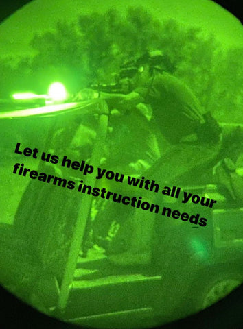 Night Vision and Thermal Training