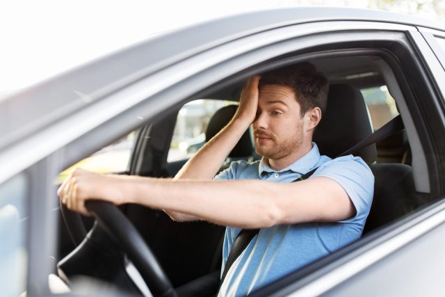 Drowsy Driving | Part 2: What Happens If You Don't Fall Asleep at the Wheel?