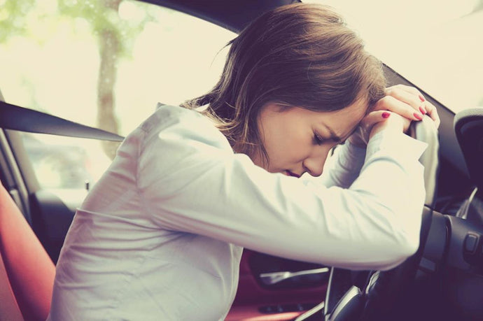 Drowsy Driving | Part 3: Drowsy Driving and Drunk Driving