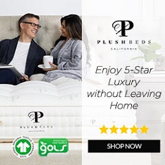 PlushBeds Promo Banner